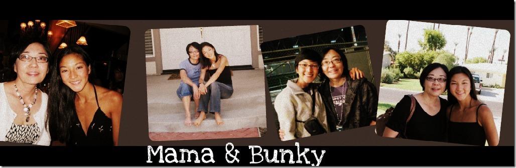Mama & Bunky